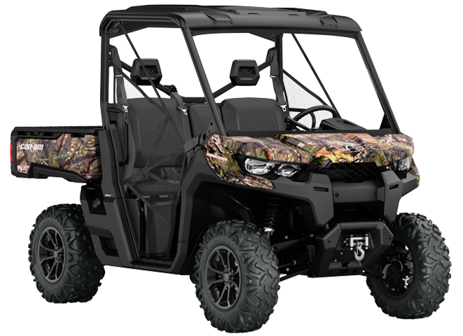 2016 Can-Am DEFENDER XT HD8