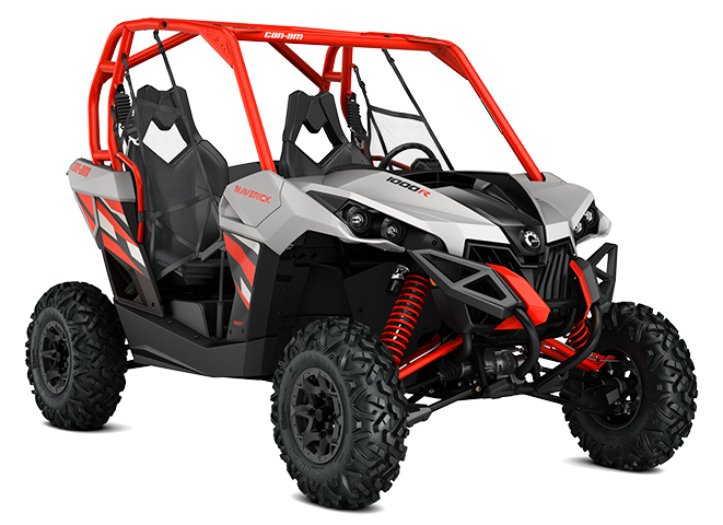 2016 Can-Am MAVERICK DPS