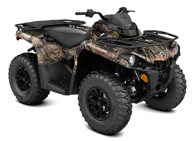 2016 Can-Am OUTLANDER L DPS 450