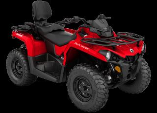 2016 Can-Am OUTLANDER L MAX 450