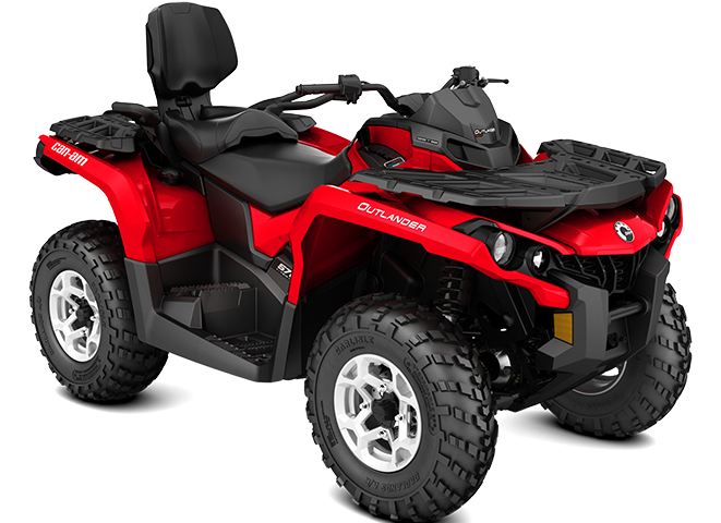 2016 Can-Am OUTLANDER MAX DPS 650
