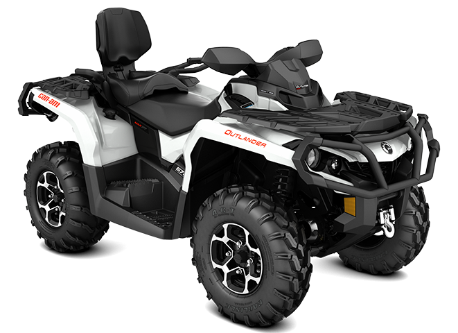 2016 can am outlander max xt 650 for sale at cyclepartsnation. Black Bedroom Furniture Sets. Home Design Ideas