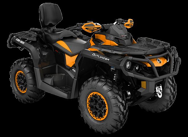 2016 Can-Am OUTLANDER MAX XT-P 850