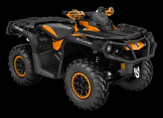 2016 Can-Am OUTLANDER XT-P 850