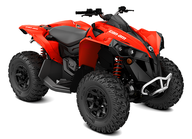 2016 Can-Am RENEGADE 1000R