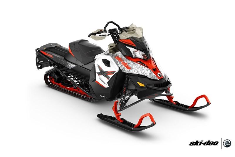 2016 Ski-Doo Renegade Backcountry X ROTAX 800R E-TEC