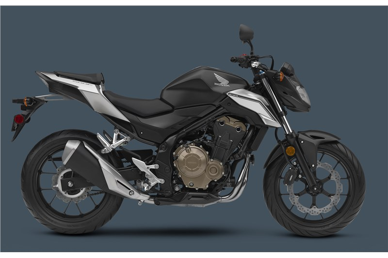 2016 Honda CB500F For Sale at Babbitts Online