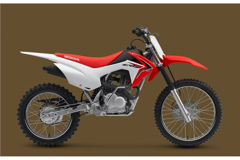 2016 Honda CRF125F (BIG WHEEL)