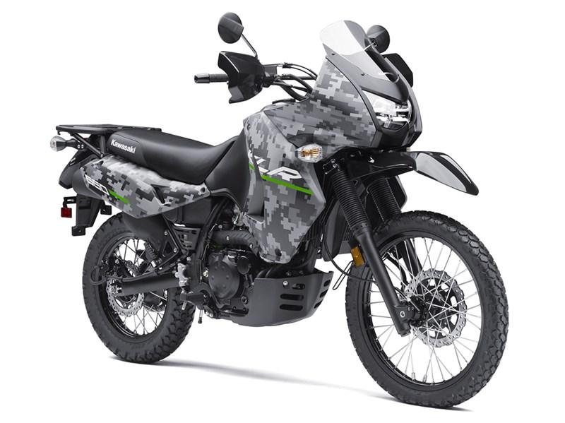 2016 Kawasaki KLR™650 CAMO