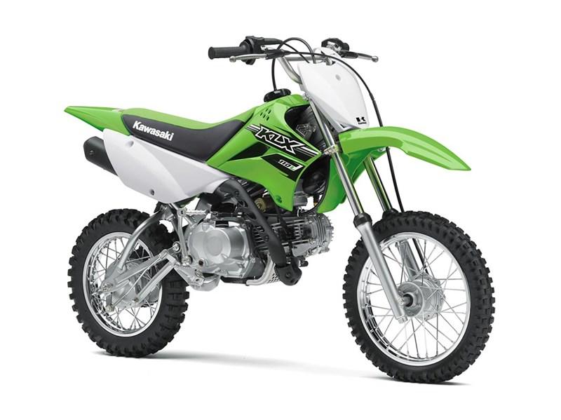 2016 Kawasaki KLX®110L