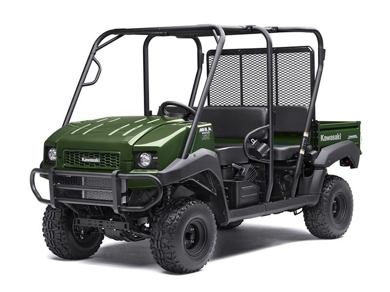 2016 Kawasaki MULE™ 4010 TRANS4x4®