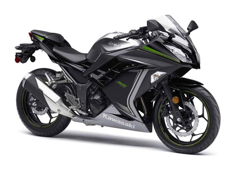 2016 Kawasaki NINJA® 300 SE