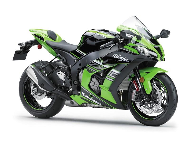 2016 Kawasaki NINJA® ZX™-10R ABS KRT EDITION
