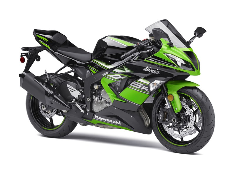 2016 Kawasaki NINJA® ZX™-6R ABS KRT EDITION
