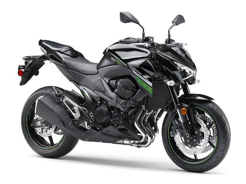 2016 Kawasaki Z800 ABS