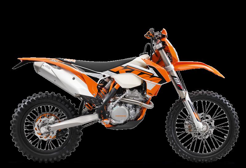 2016 KTM 350 XCF-W