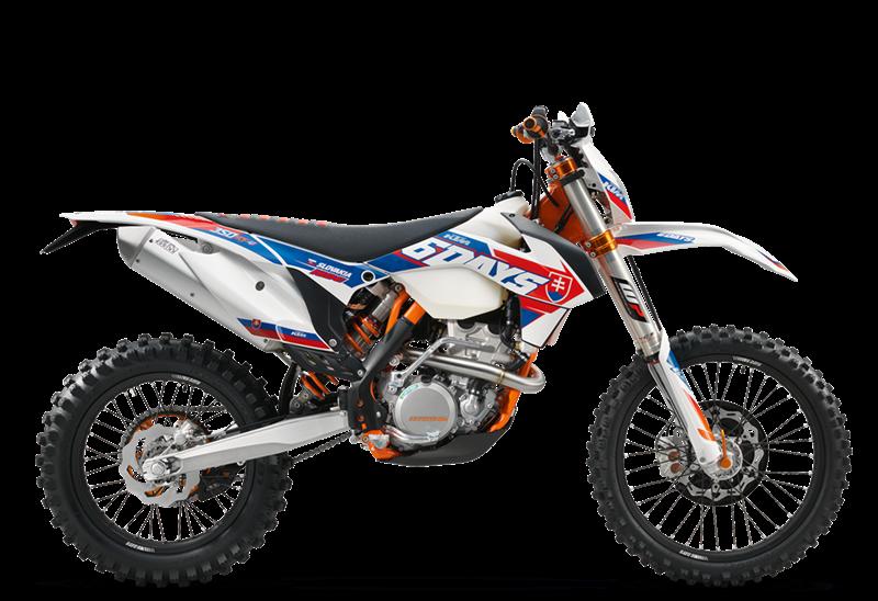 2016 KTM 350 XCF-W Six Days