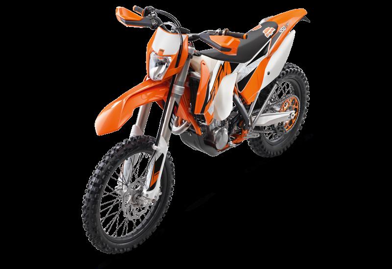 2016 KTM 450 XC-F