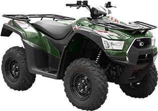 2016 Kymco MXU 500i
