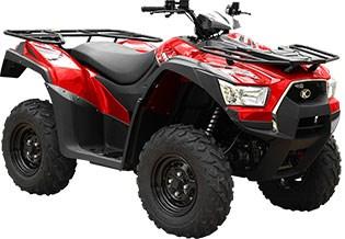 2016 Kymco MXU 700i LE