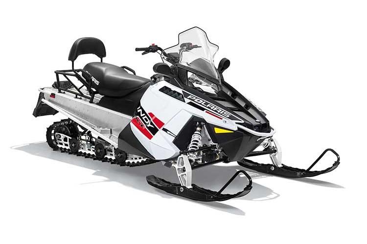2016 Polaris 550 INDY® LXT 144 White Lightning