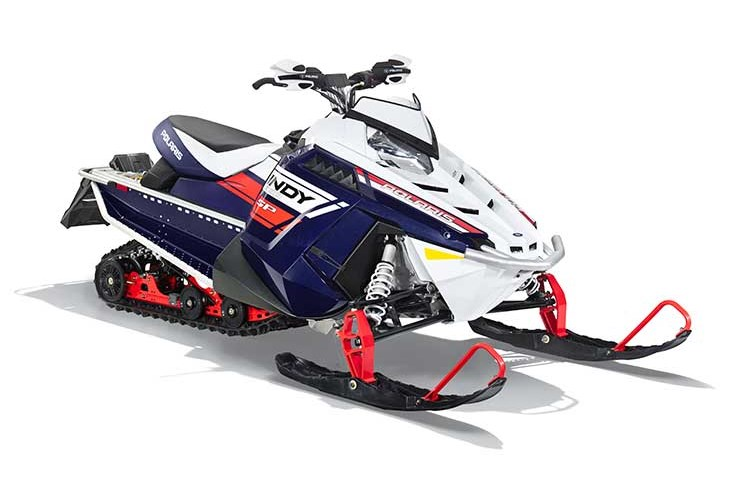 2016 Polaris 600 INDY® SP TD Series LE