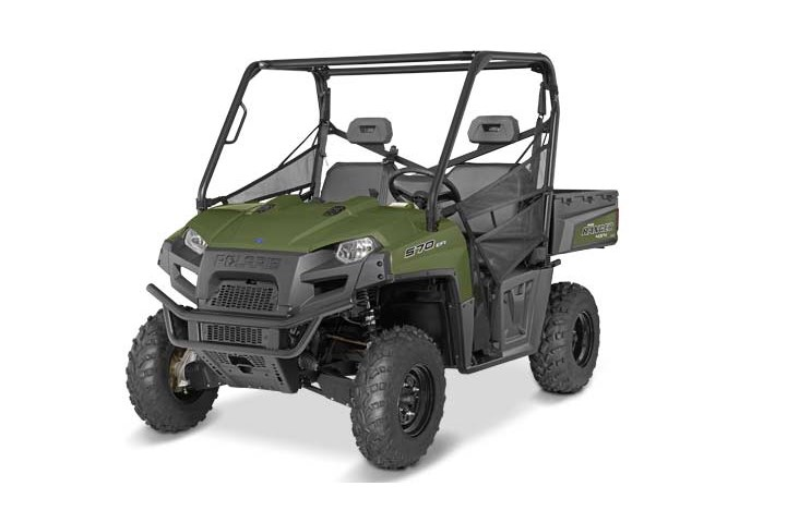 2016 Polaris RANGER® 570 FULL-SIZE For Sale at Ocean ...