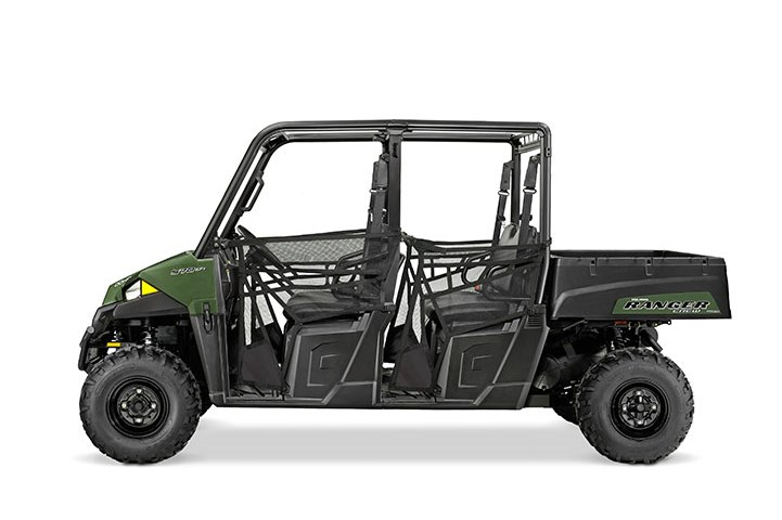 2016 polaris ranger crew 570 4 for sale at ocean county powersports. Black Bedroom Furniture Sets. Home Design Ideas