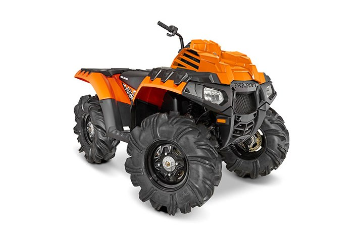 2016 Polaris SPORTSMAN® 850 HIGH LIFTER For Sale at Ocean ...
