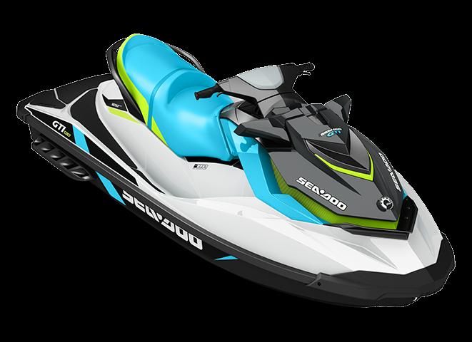 2016 Sea-Doo GTI 130