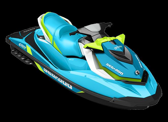 2016 Sea-Doo GTI SE 155