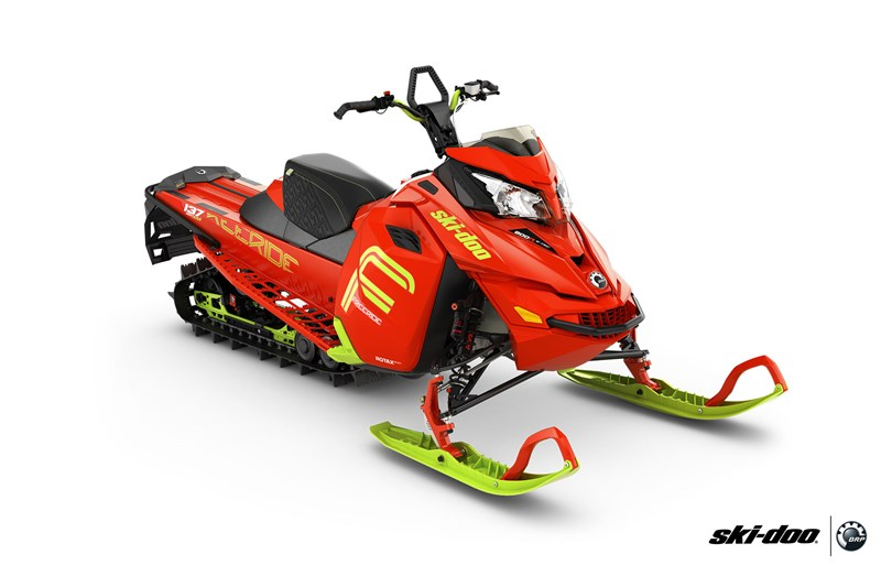 2016 Ski Doo Freeride 137 Rotax 800r E Tec For Sale At