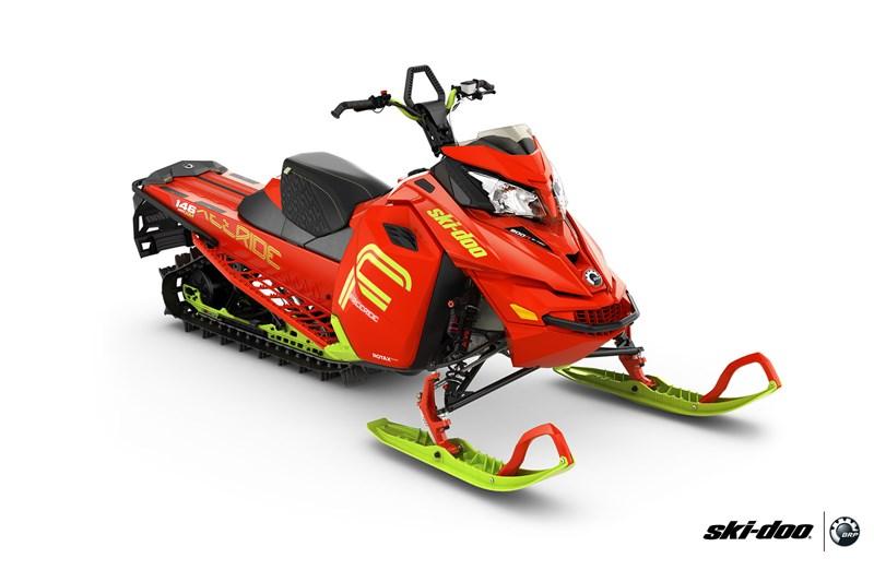 2016 Ski-Doo Freeride 146/154 ROTAX 800R E-TEC