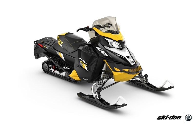 2016 Ski-Doo MXZ Blizzard ROTAX 1200 4-TEC