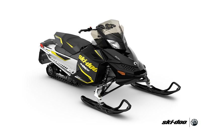 2016 Ski-Doo MXZ Sport ROTAX 600 CARB