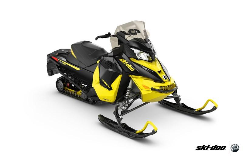 2016 Ski-Doo MXZ TNT ROTAX 800R E-TEC
