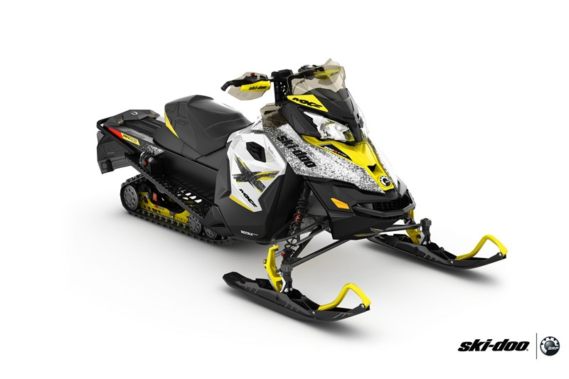 2016 Ski-Doo MXZ X ROTAX 600 H.O. E-TEC