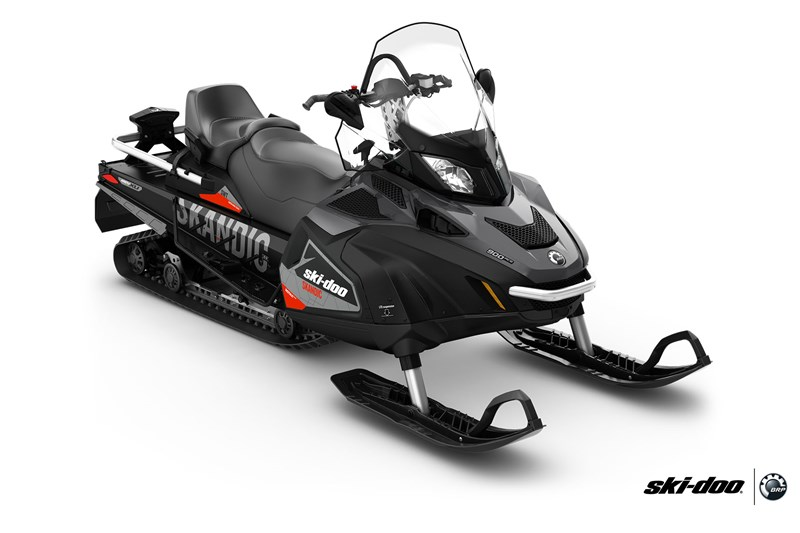 2016 Ski-Doo Skandic SWT ROTAX 900 ACE