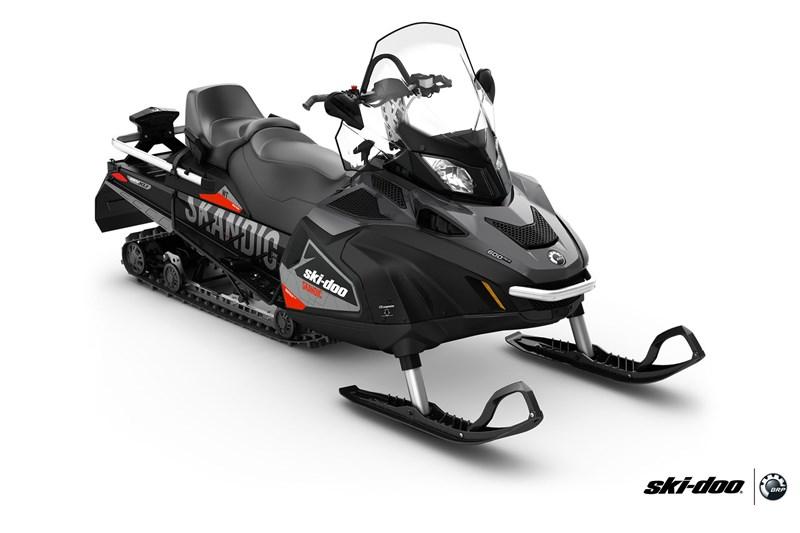 2016 Ski-Doo Skandic WT ROTAX 600 ACE