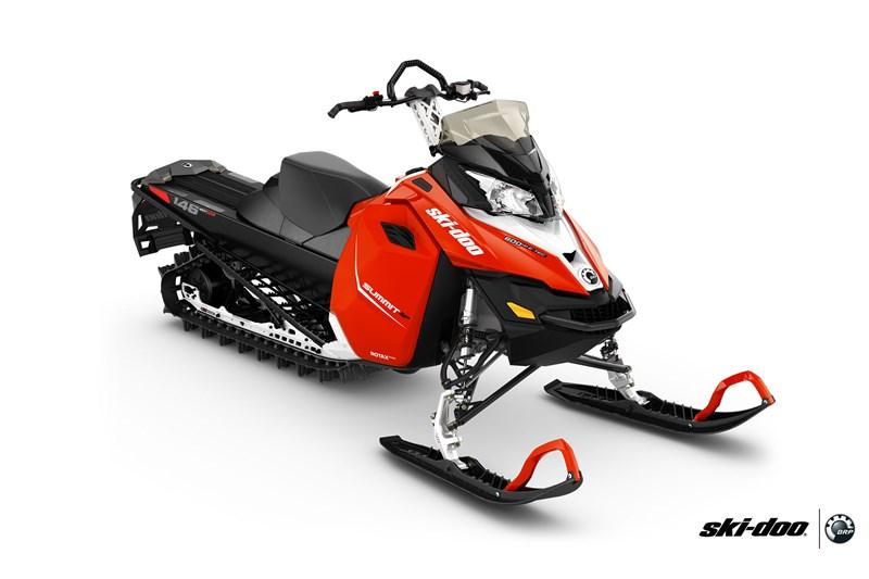 2016 Ski-Doo Summit SP ROTAX 600 H.O. E-TEC