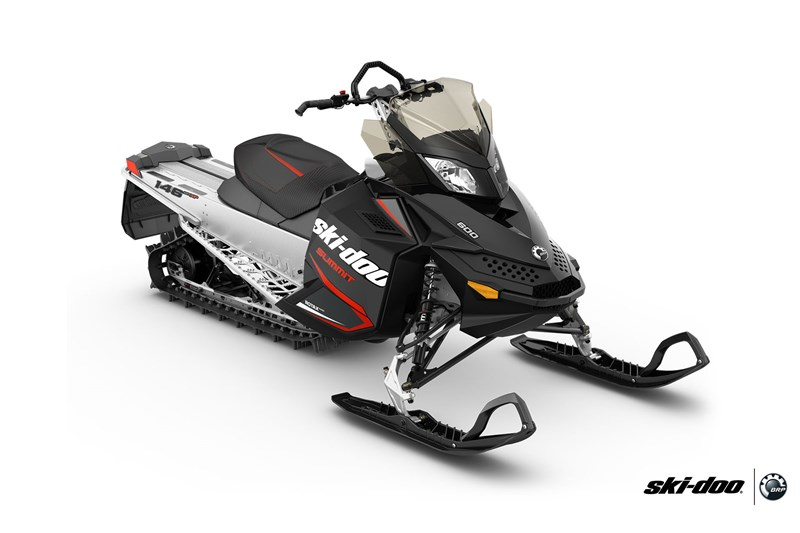 2016 Ski-Doo Summit Sport ROTAX 600 CARB
