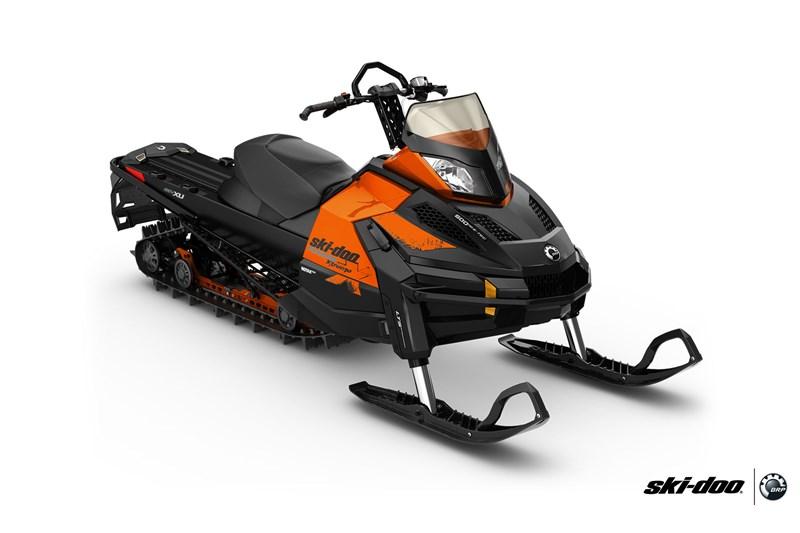 2016 Ski-Doo Tundra Xtreme ROTAX 600 H.O. E-TEC