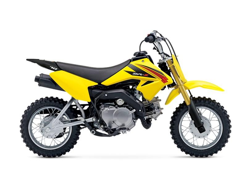 2016 Suzuki DR-Z70