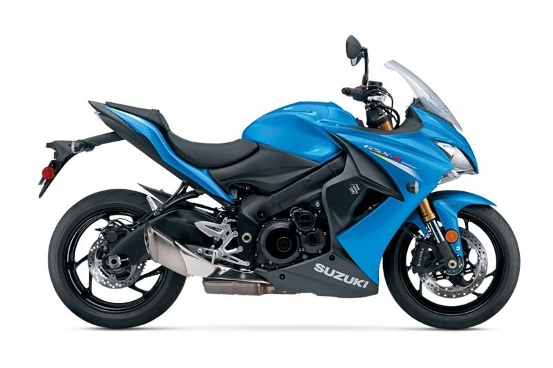 2016 Suzuki GSX-S1000