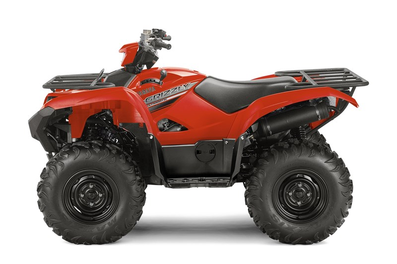 2016 yamaha grizzly for sale at palm springs motorsports for Yamaha battery four wheeler