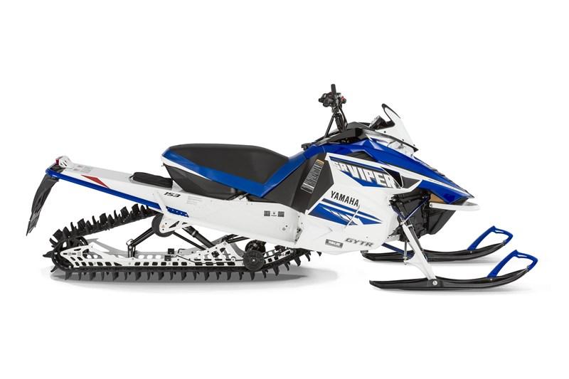 2016 Yamaha SRVIPER M‑TX 153 SE