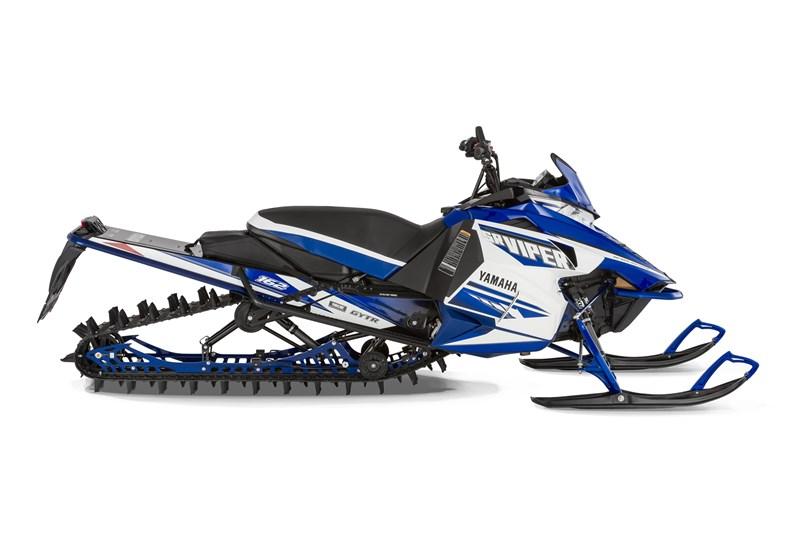 2016 Yamaha SRVIPER M‑TX 162 LE