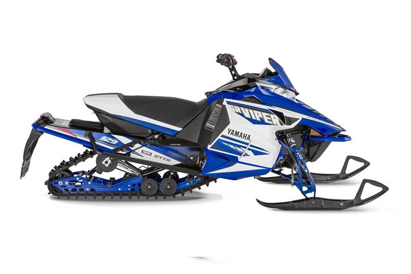 2016 Yamaha SRVIPER R‑TX LE