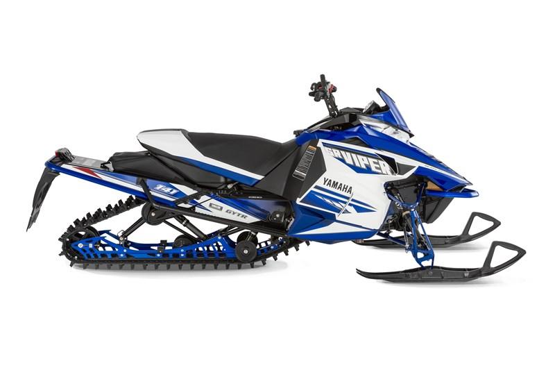 2016 Yamaha SRVIPER X‑TX LE