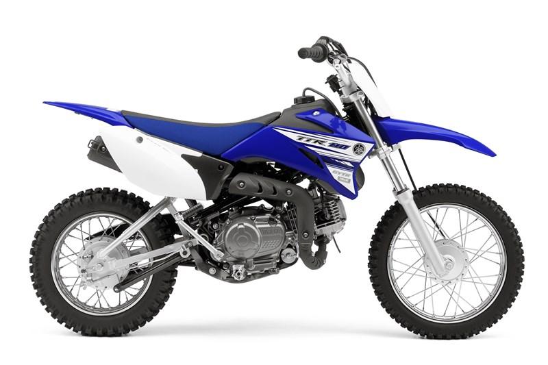 2016 Yamaha TT‑R110E